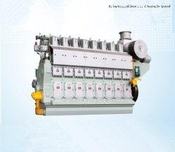 4500kw Dn8340シリーズ大きい国の低速海洋のディーゼル機関
