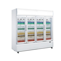 2020 de het Hete Hoge Efficiënte Plastiek van de Verkoop/Koeler van de Drank van het Frame van het Aluminium