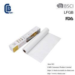 Documento impermeabile al grasso di spostamento rivestito di silicone di cottura della pergamena antiaderante