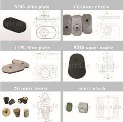 Plättchen-Gatter-Platten hergestellt in China