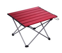 Ventes chaud Alu. Table de Camping Plage Table de pliage