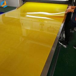 Strato giallo della plastica di Thermoforming APET dei prodotti di plastica