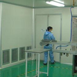 Dessecante rotativo Desumidificador Sala Limpa Modular para equipamento de bateria de iões de lítio