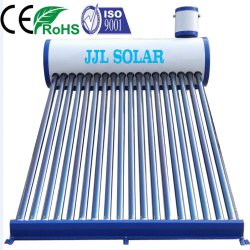 Non-Pressurized 태양 온수 난방 태양 온수기 (etc. 20) 철수된 관 태양열 수집기 간헐천