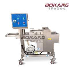 Automatic Filete de pescado Procesamiento de Pollo frito máquina azotando