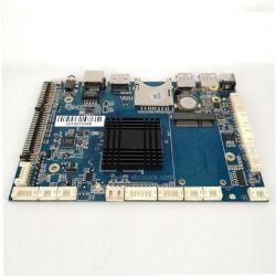 Armário de controlador principal do sistema de encomendas com 4G e Protocolo Aberto (AM8046)