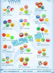 Mayorista de OEM personalizar Yoyo Bola/Yoyo juguetes para promoción