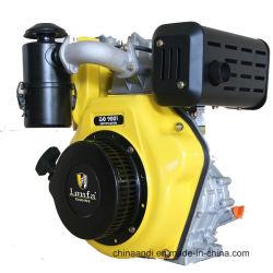La Chine puissance Lonfa unique cylindre 186fa 10 HP moteur Diesel avec démarreur électrique