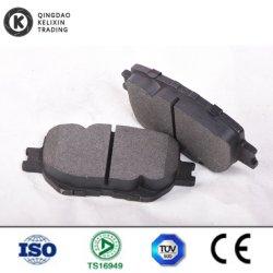 Remblok van de Vervangstukken van de Vervangstukken van Chery het Auto Ceramische Voor Mazda/Suzuki/Chevrdlet/Ford/Skoda/Fiati/Lexus/Porsche/Ferrari/Ferrari; D1733