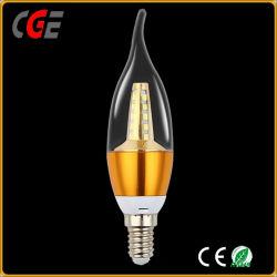 De gloeilamp van de LEIDENE LEIDENE van de Gloeilamp 3With5W C35 E14 AC85-265V Kaars van de Verlichting helemaal over de LEIDENE van de Ster van de Hemel LEIDENE van de Bol Energie van de Lamp - de Lamp van de besparing