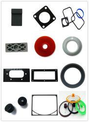 Pièces en caoutchouc plastique/ FKM/silicone/EPDM/NBR/ SBR/NR, Viton,