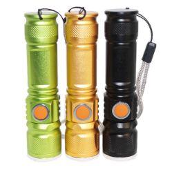 Modus 1000lm 3 Outsdoor Reitfahrrad-Fackel USBRehcrageable CREE T6 10W Summen-Taschenlampe