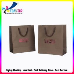 Umweltschutz-Packpapier-Einkaufstasche