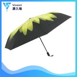 Promoção mais barato Publicidade 2 guarda-chuva dobrável de Publicidade de moda