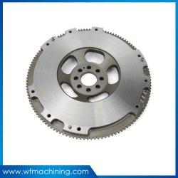 OEM Precision Grauer Ductile Eisenbremsscheibenrotor mit CNC-Bearbeitungsdienst