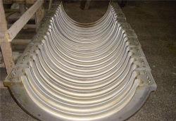 tubi doppi chiari del tubo flessibile UPVC di 200mm