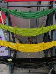 Sistema de suspensão do veículo&atrelado a Mola de Lâminas
