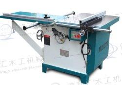 Machine de découpe d'approvisionnement en bois massif Mj-113ta Universal Angle de rotation Xinlihui de scie à disque Woodworking Machinery