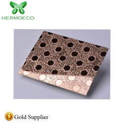 Hermesالفولاذ 304 430 لون طبخ ورقة من الفولاذ المقاوم للصدأ