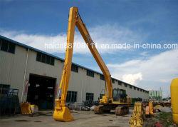 ذراع الرافعة وذراع الوصول بطول 20 مترًا المعتمدة من قبل CE للحفار Komatsu PC350
