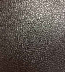 Kleurrijk Lichee Grain synthetisch kunstleer voor de bank, textiel voor thuis, autozitje, meubels, schoenen (HS-Y46)
