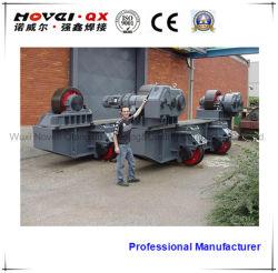 Rotatore mobile personalizzato speciale della saldatura per la linea di produzione del tubo