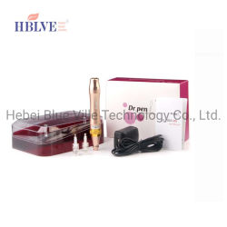 China Fornecedor Beleza Cosméticos Produto Velocidade Alta Ultima M5 Dr sem fio caneta agulha Micro Derma caneta para uso pessoal