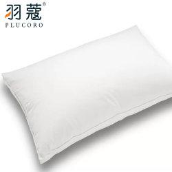 Home Отель ткань из микроволокна заполнен здоровой Custom подушка логотип для остальной части