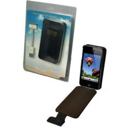 شاحن شمسي لجهاز iPhone 4G مع حقيبة واقية من التخطي (DI01B)