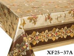 XHM grossista de fábrica 137 cm de largura Resistente a Óleo PVC personalizadas toalhas de rolo de fibras sintéticas