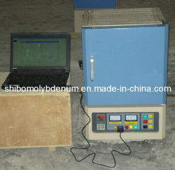 Box-1700 Lab Chamber-moffeloven met temperatuurregelsysteem