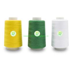 Оптовая торговля швейных поток 100%-ных дочерних обществ полиэстер резьба для швейных