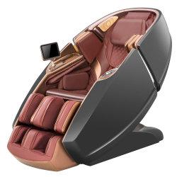 El lujo Electric SL vía toque humano verdadero 4D Silla de masaje Shiatsu