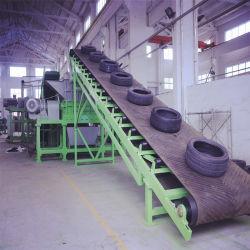 Cortadora de goma en polvo de neumáticos de maquinaria de trituración de residuos de Miller el reciclaje de la máquina de neumáticos