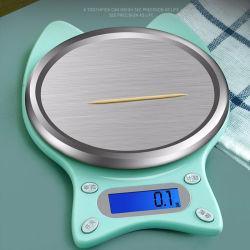 High-Precision batterij-Type Elektronische Elektronische Schaal van het Voedsel van de Schaal van het Baksel Draagbare met Nauwkeurigheid aan 0.1g