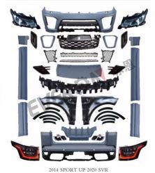 2018 de Uitrusting van het Lichaam van de Bumper SVR voor 14-17 Range Rover de Verbetering van de Sport