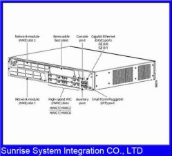 Маршрутизатор Cisco Cisco1841 Cisco2811 Cisco2811-V/K9 Cisco2821 Cisco2851 Cisco1921/K9 Cisco 1941/K9/K92911 Cisco