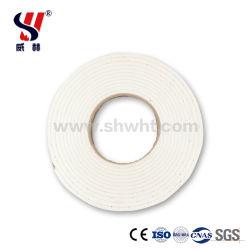 El aislamiento térmico de fibra cerámica mineral ignífugo textil tejido de cuerdas de sellado