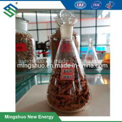 Maj H2s de désulfuration des gaz absorbant pour la production d'hydrogène