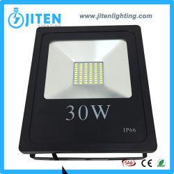 مبيت مدمج، 30 واط، مصباح LED للإنارة الصناعية الخارجية للمستودع