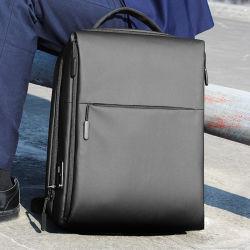 Geschäfts-anrechenbarer Laptop-Rucksack 2020 neuer Antidiebstahl wasserdichter Anti-Ausschnitt Männer mit Fingerabdruck-Verschluss-Beutel
