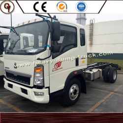 Sinotuk HOWO 5-8톤 Lorry Light/Flat/Light Duty Cargo/Flatbed Truck