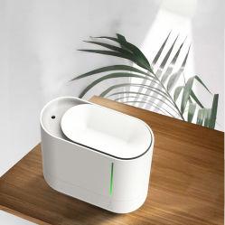 Lampe à LED Ultra Sonic Mist Maker lavable humidificateur d'air d'eau minérale pour une grande chambre