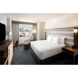 Habitación de Hotel Express barato Proveedor de muebles de uso de laminado de alta presión/muebles de melamina
