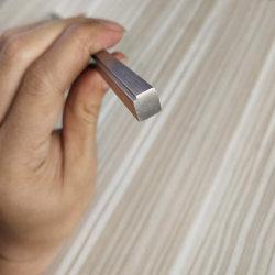 Personalizar el perfil de acero laminado en frío en forma de cable de acero inoxidable
