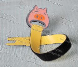 Crochet et boucle attache de câble - 2 Crochet et boucle