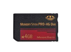 4 Go Memory Stick PRO Duo