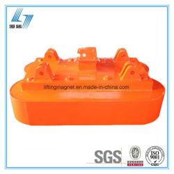 Прямоугольный Тип Электрический подъем магнит для мостового крана