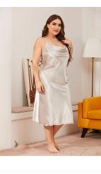 Женское нижнее бельё Sexy Jumpsuit Sleepwear большого размера износа новый дизайн