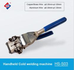 [هوشنغ] [هس-س03] باردة ضغطة لحامة [ولدينغ مشن] لأنّ نحاسة حجم [0.08مّ] [-5.5مّ]